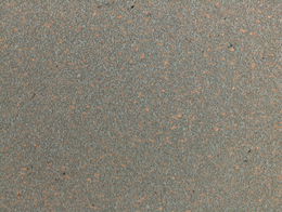 Grain structure tungsten-copper